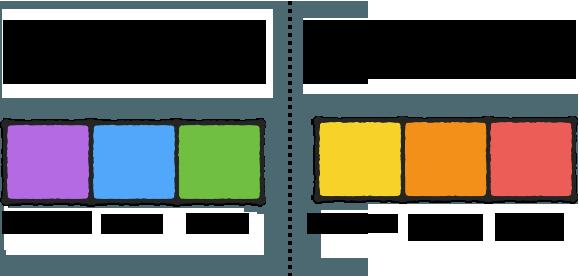 Влияние цвета на импульсивные поступки