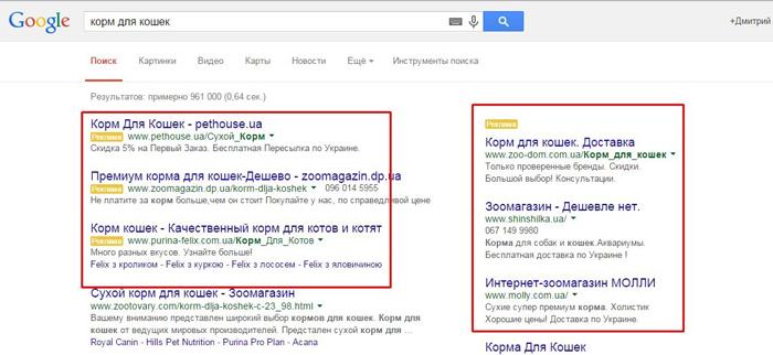 Кто такое контекстная реклама в Google AdWords