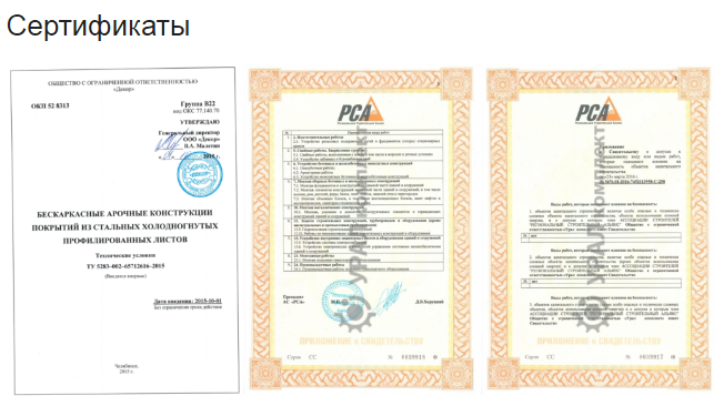Размещение сертификатов через плагин Envira Gallery