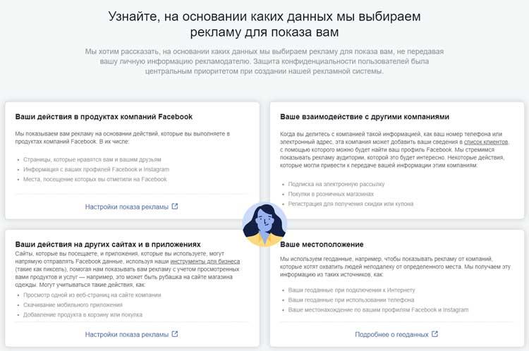 Подробный мануал по работе рекламы Фейсбук